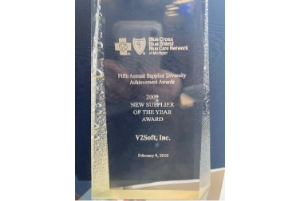 BCBSM – New Supplier of the Year Award 2009