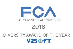 FCA – Diversity Award of the Year