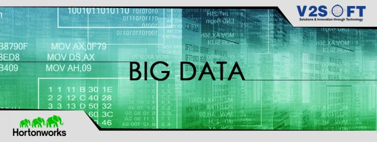 V2Soft and Hortonworks Join Hands on Big Data Solutions