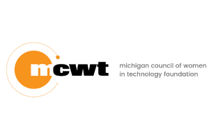 Michigan Council of Women in Technology (MCWT) – Gold Partner Recognition