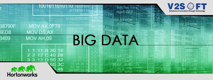V2Soft and Hortonworks Join Hands on Big Data Solutions