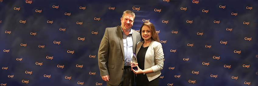 V2Soft wins Corp Magazine award – Sept 2018
