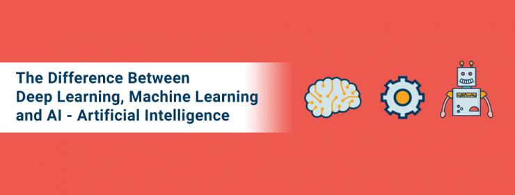 The Difference Between Deep Learning, Machine Learning and AI