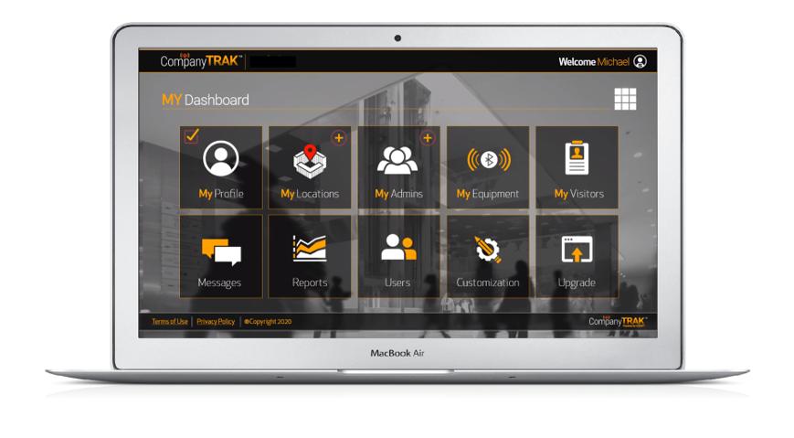 CT Portal – Corporate Admin & Reporting