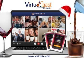 Virtual Toast Weinvite