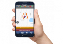 app to help track COVID