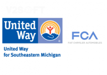 V2Soft through FCA jointly support United Way for Southeastern Michigan in 2020 and Beyond